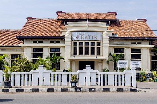 Gedung Museum Batik Pekalongan