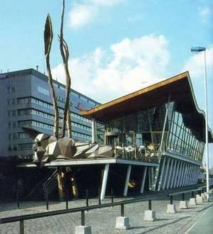 kafe Boompjes di Rotterdam