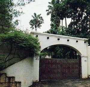 Gerbang Pagar Rumah