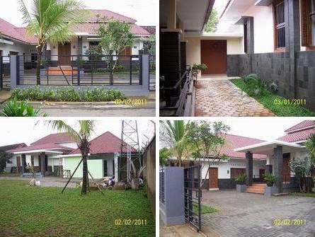 Renovasi Rumah Idaman bertema Minimalis di Kertijayan Pekalongan, arsitek : Daukhan Permana Pekajangan